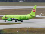 Siberia Airlines Boeing 737-8GJ (VQ-BVK) at  Munich, Germany