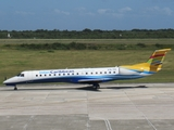 InterCaribbean Airways Embraer ERJ-145LR (VQ-TIC) at  Santo Domingo - Las Americas-JFPG International, Dominican Republic