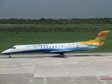 InterCaribbean Airways Embraer ERJ-145LR (VQ-TNS) at  Santo Domingo - Las Americas-JFPG International, Dominican Republic
