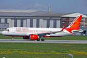 Air India Airbus A320-251N (VT-CIO) at  Hamburg - Finkenwerder, Germany