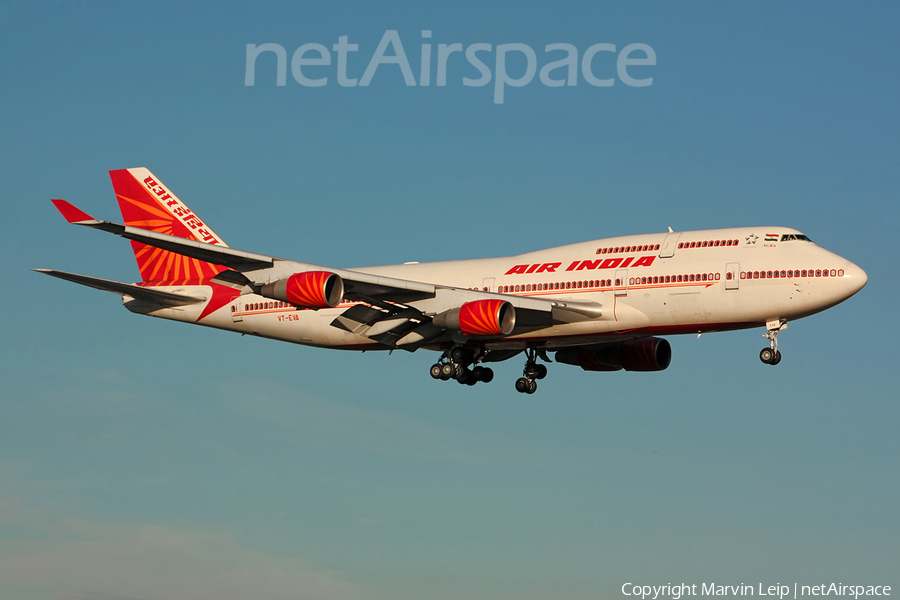 Air India Boeing 747-437 (VT-EVA) | Photo 203263