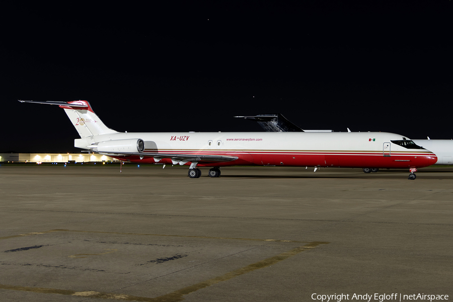 Aeronaves TSM McDonnell Douglas MD-83(SF) (XA-UZV) | Photo 404652