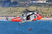 Royal Navy Westland Sea King HAS.5 (XZ578) at  Portrush, United Kingdom