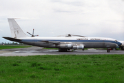 Uganda Airlines Boeing 707-324C (YA-GAF) at  Bruges/Ostend - International, Belgium