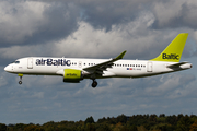 airBaltic Airbus A220-300 (YL-AAQ) at  Hamburg - Fuhlsbuettel (Helmut Schmidt), Germany