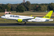 airBaltic Airbus A220-300 (YL-CSB) at  Berlin - Tegel, Germany