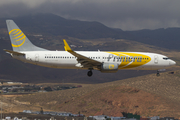 Primera Air Nordic Boeing 737-86N (YL-PSD) at  Gran Canaria, Spain
