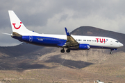 TUI Airlines Netherlands Boeing 737-85F (YR-BMD) at  Gran Canaria, Spain
