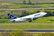 TAROM Airbus A310-325 (YR-LCA) at  Madrid - Barajas, Spain
