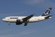 TAROM Airbus A310-325 (YR-LCB) at  London - Heathrow, United Kingdom