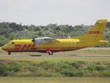 DHL (Vensecar Internacional) ATR 42-300(F) (YV638T) at  Santo Domingo - Las Americas-JFPG International, Dominican Republic