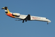 Fastjet Zimbabwe Embraer ERJ-145MP (Z-FJG) at  Johannesburg - O.R.Tambo International, South Africa