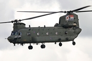 Royal Air Force Boeing Chinook HC.6A (ZA714) at  RAF Fairford, United Kingdom