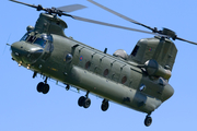 Royal Air Force Boeing Chinook HC.2 (ZD574) at  RNAS-Yeovilton, United Kingdom