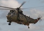 Royal Navy Westland Sea King HC.4 (ZD626) at  RAF Fairford, United Kingdom