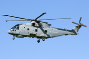 Royal Navy AgustaWestland EH-101 Merlin HM.1 (ZH824) at  RNAS-Yeovilton, United Kingdom