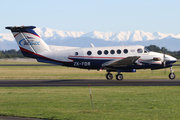 Garden City Air Exec Beech King Air B200C (ZK-FDR) at  Christchurch - International, New Zealand
