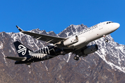Air New Zealand Airbus A320-232 (ZK-OXC) at  Queenstown, New Zealand