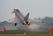 Royal Air Force Eurofighter Typhoon FGR4 (ZK333) at  RAF Fairford, United Kingdom