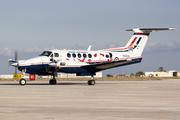 Royal Air Force Beech King Air B200GT (ZK459) at  Luqa - Malta International, Malta