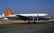 South African Airways (Historic Flight) Douglas DC-4-1009 (ZS-AUB) at  Rand, South Africa