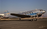 South African Airways (Historic Flight) Douglas DC-3C (ZS-BXF) at  Rand, South Africa