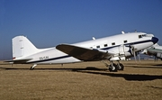Skyclass Aviation Douglas DC-3C (ZS-CAI) at  Rand, South Africa