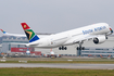South African Airways Airbus A350-941 (ZS-SDE) at  Hamburg - Finkenwerder, Germany