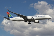 South African Airways Airbus A350-941 (ZS-SDF) at  Johannesburg - O.R.Tambo International, South Africa