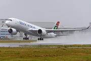 South African Airways Airbus A350-941 (ZS-SDF) at  Hamburg - Finkenwerder, Germany