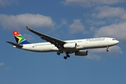 South African Airways Airbus A330-343 (ZS-SXI) at  Johannesburg - O.R.Tambo International, South Africa