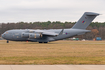 Royal Air Force Boeing C-17A Globemaster III (ZZ173) at  Hannover - Langenhagen, Germany