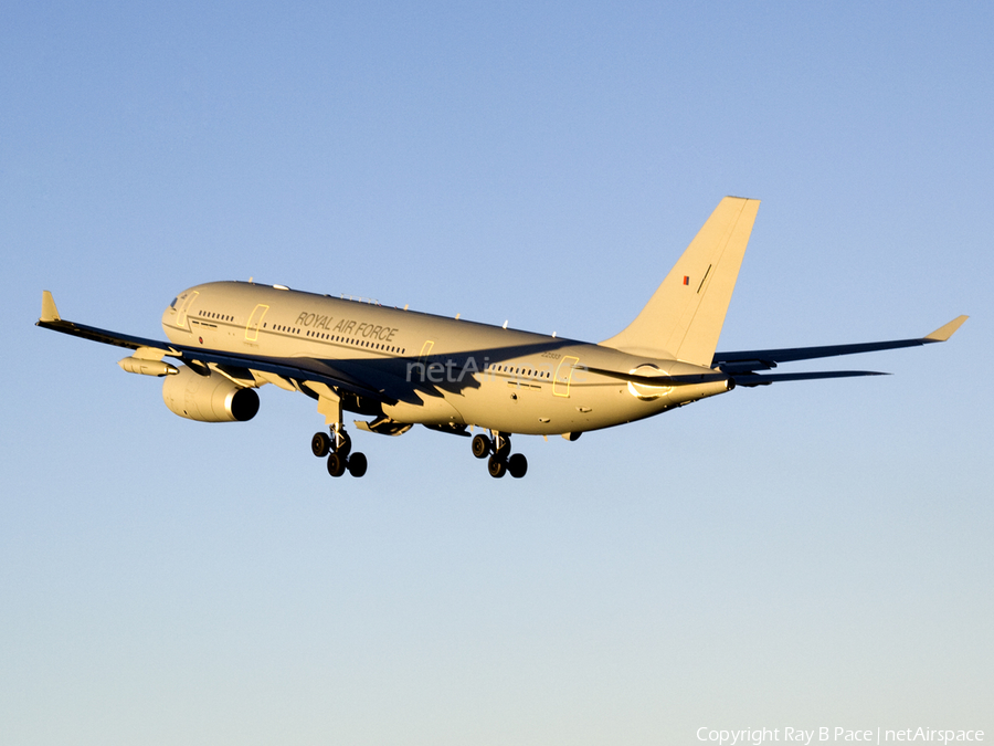 Royal Air Force Airbus A330-243MRTT (Voyager KC.3) (ZZ333) | Photo 36118